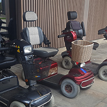 Motobility scooter