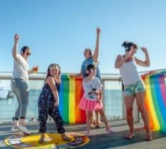 Kids Silent Disco Party