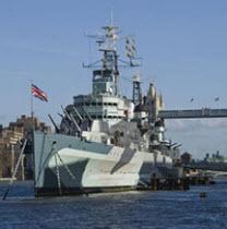 HMS Belfast Member Welcome Event